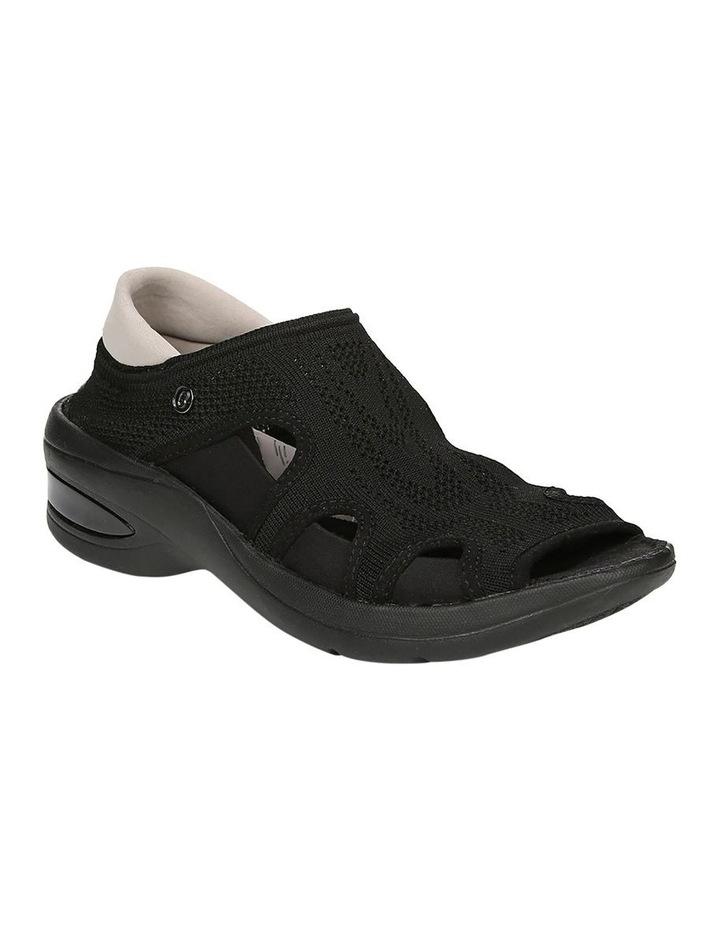 Resort Black Sandal image 2
