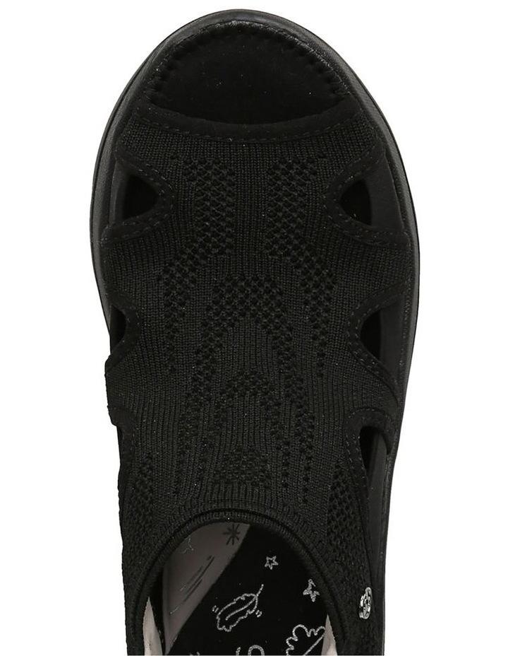 Resort Black Sandal image 4