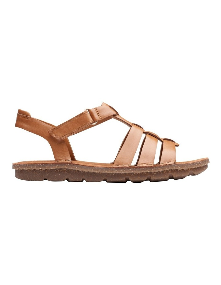 Blake Jewel Tan Leather Sandal image 1