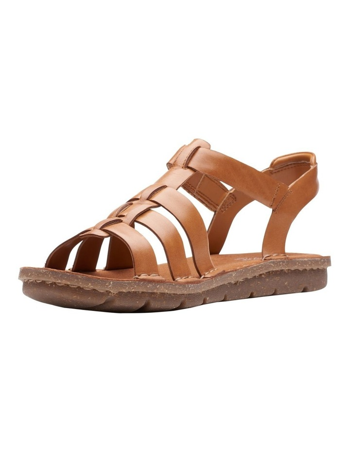 Blake Jewel Tan Leather Sandal image 4