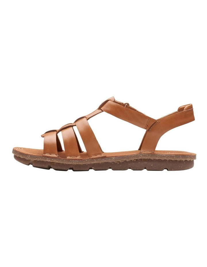 Blake Jewel Tan Leather Sandal image 5