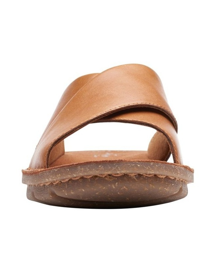 Blake Sydney Tan Leather Sandal image 3
