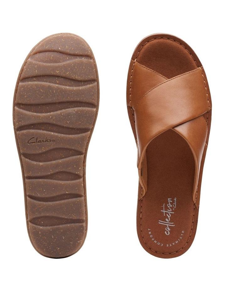 Blake Sydney Tan Leather Sandal image 7