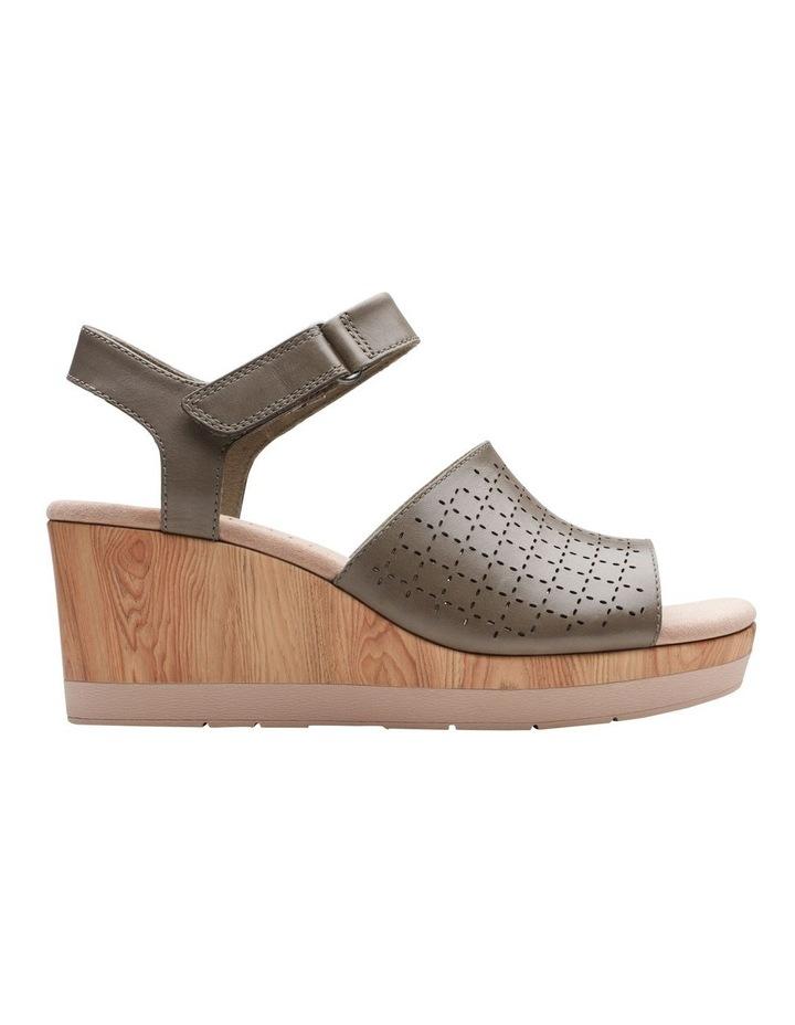 Cammy Glory Olive Leather Sandal image 1