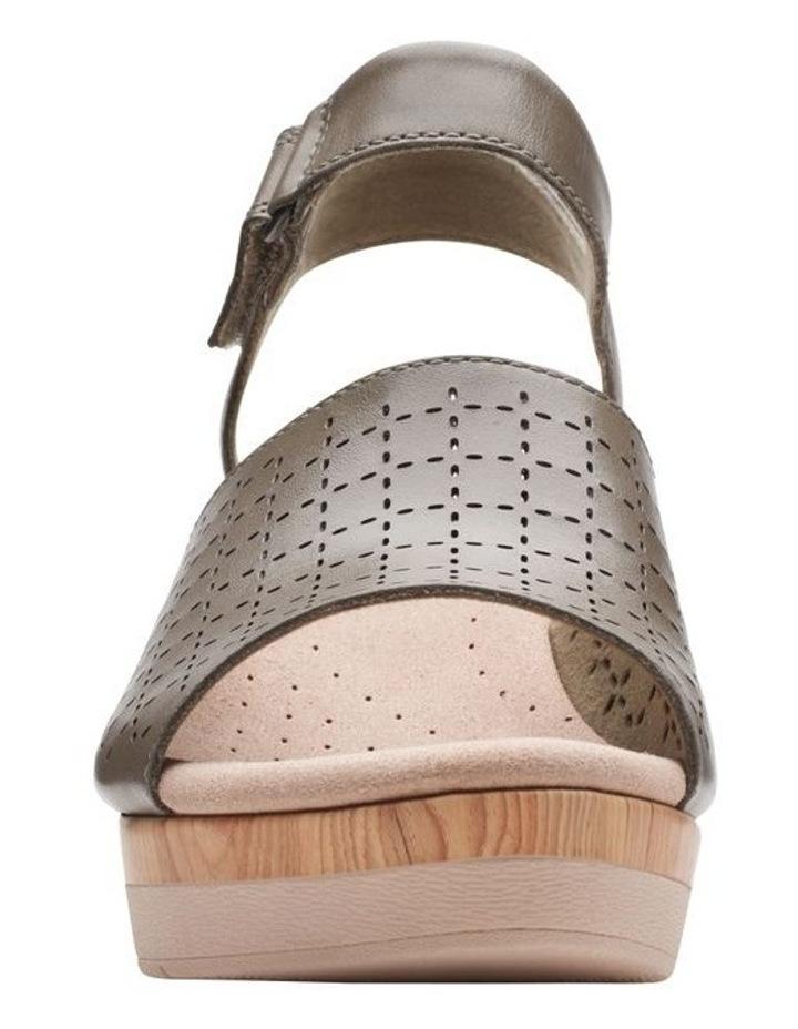 Cammy Glory Olive Leather Sandal image 3