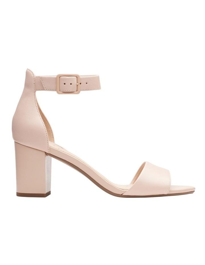 Deva Mae Nude Leather Sandal image 1