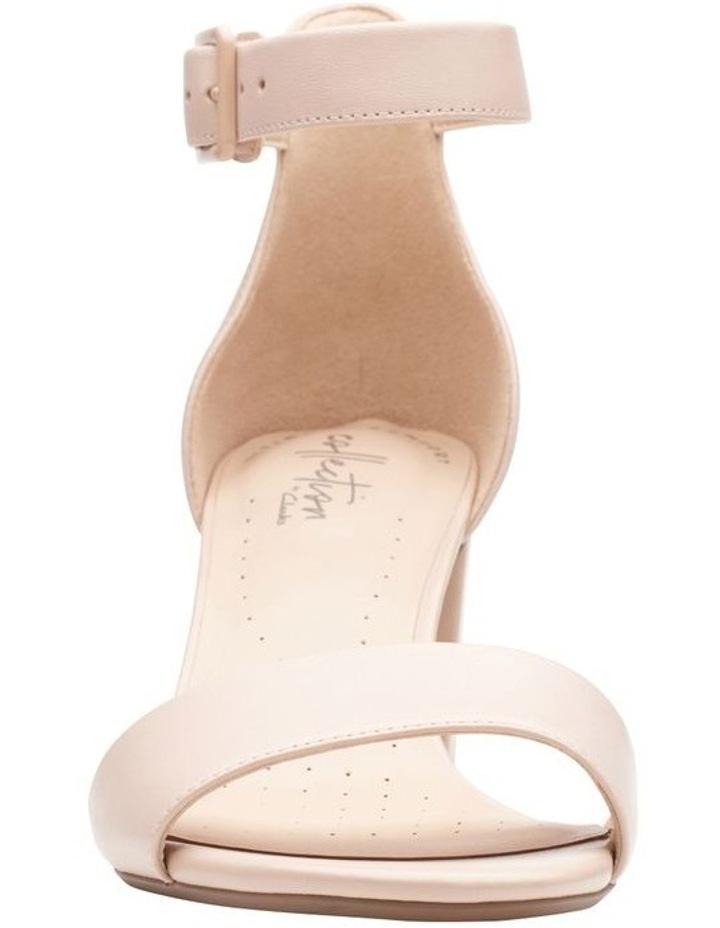 Deva Mae Nude Leather Sandal image 3