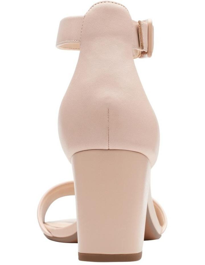 Deva Mae Nude Leather Sandal image 6
