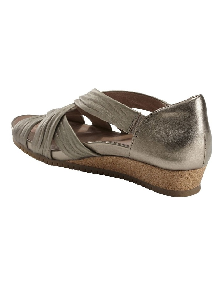 Gemini Wash Gold Sandal image 3