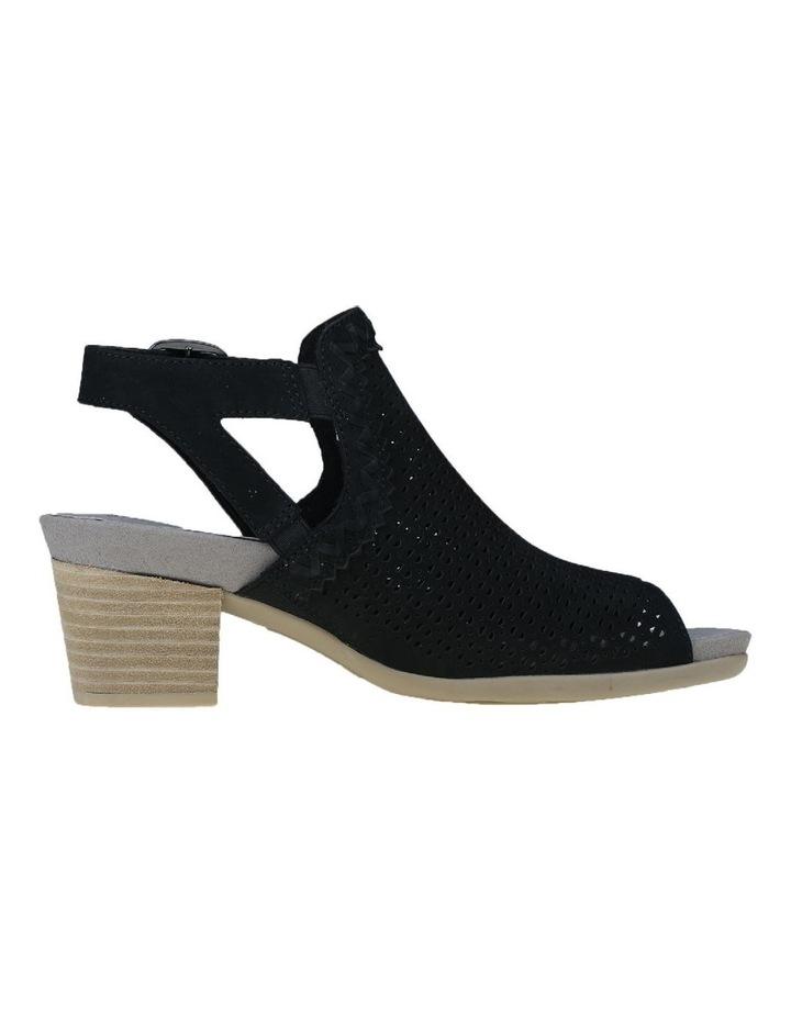 Syrah Black Sandal image 1