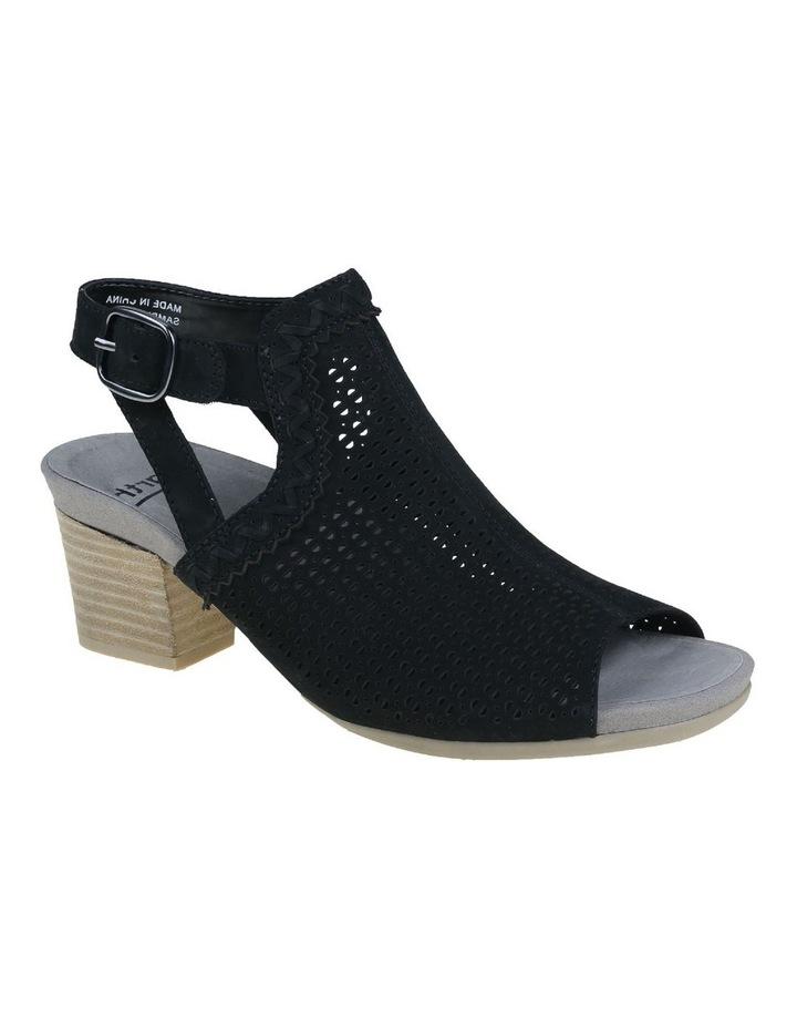 Syrah Black Sandal image 2