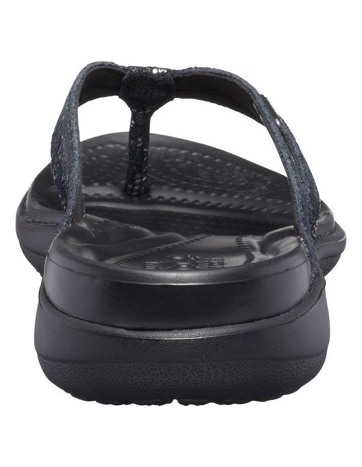Capri Strappy 205478 Black/Black Sandal image 5