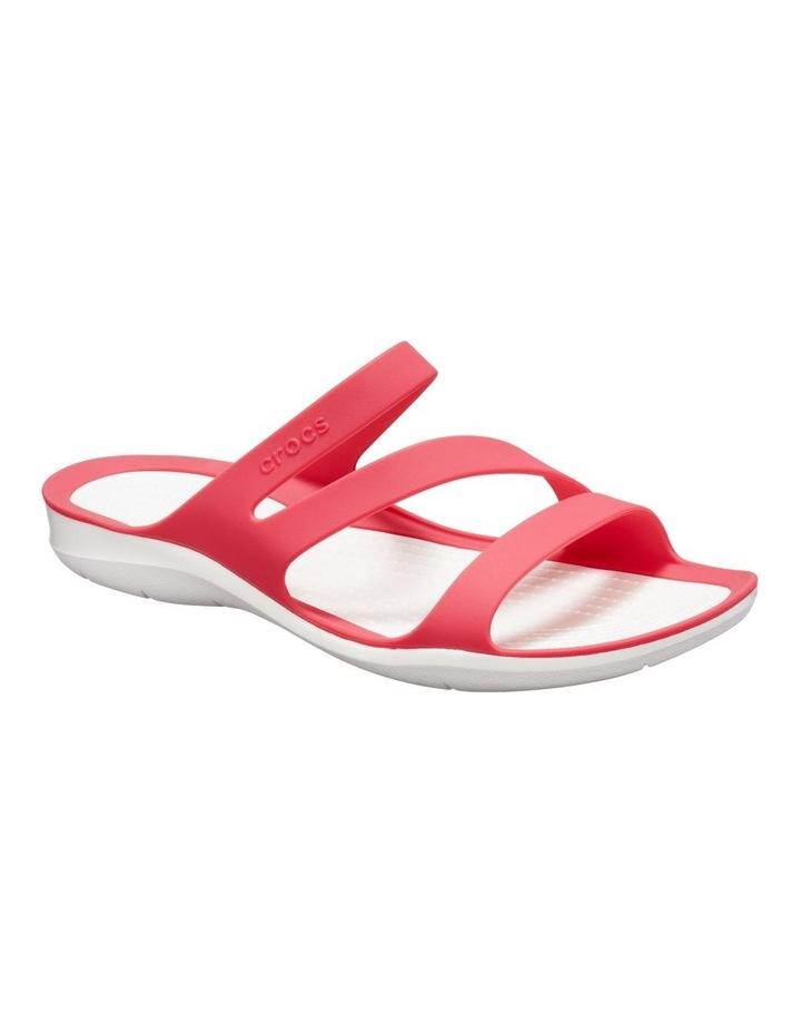 Swiftwater 203998 Poppy/White Sandal image 2