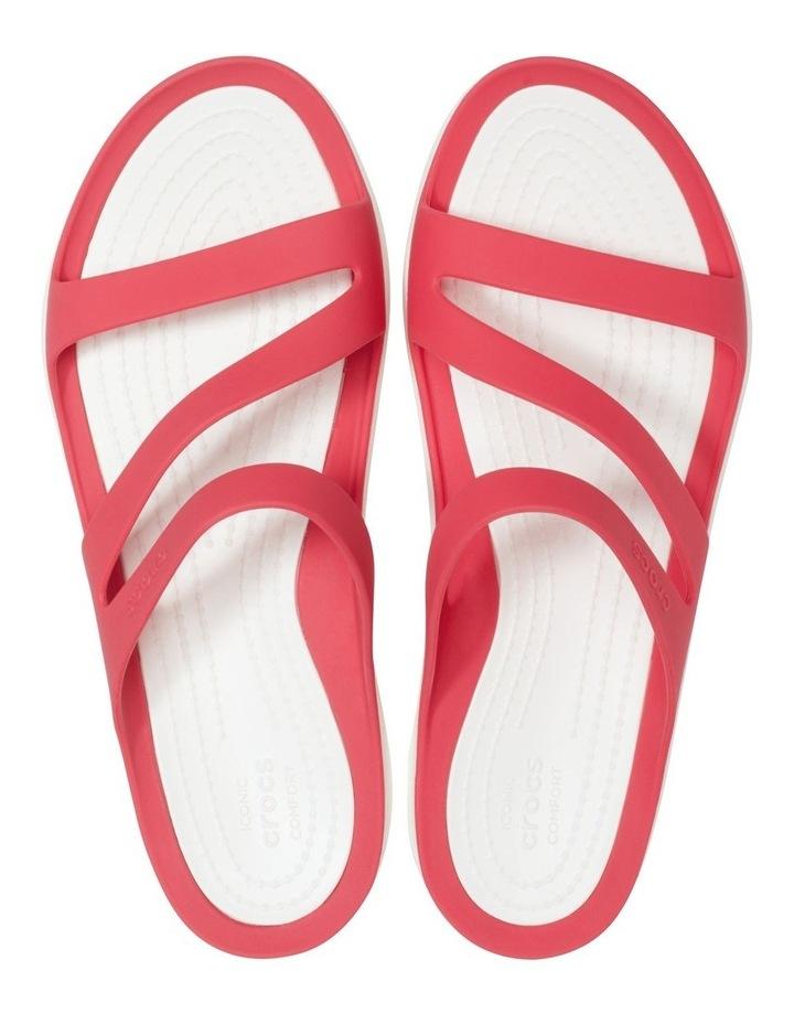 Swiftwater 203998 Poppy/White Sandal image 4