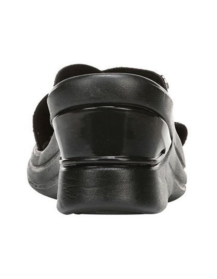 Vista Black Metallic Sandal image 3