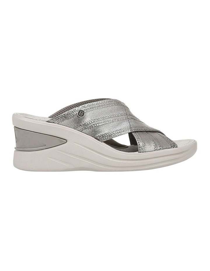 Vista Charcoal Metallic Sandal image 1