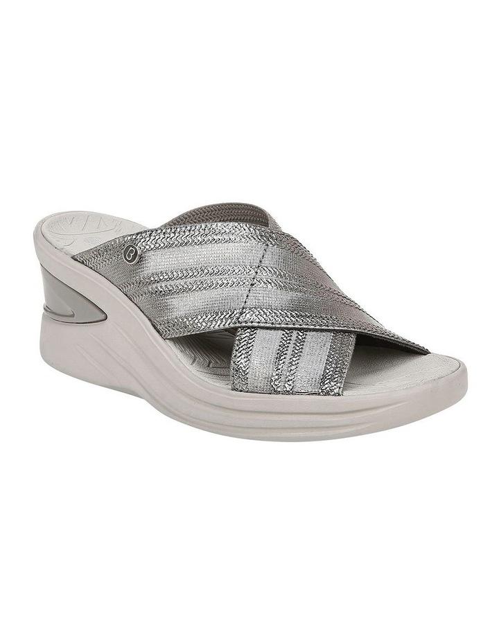 Vista Charcoal Metallic Sandal image 2