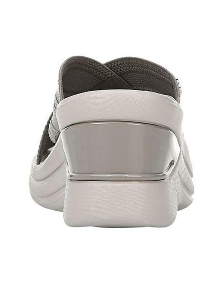 Vista Charcoal Metallic Sandal image 3