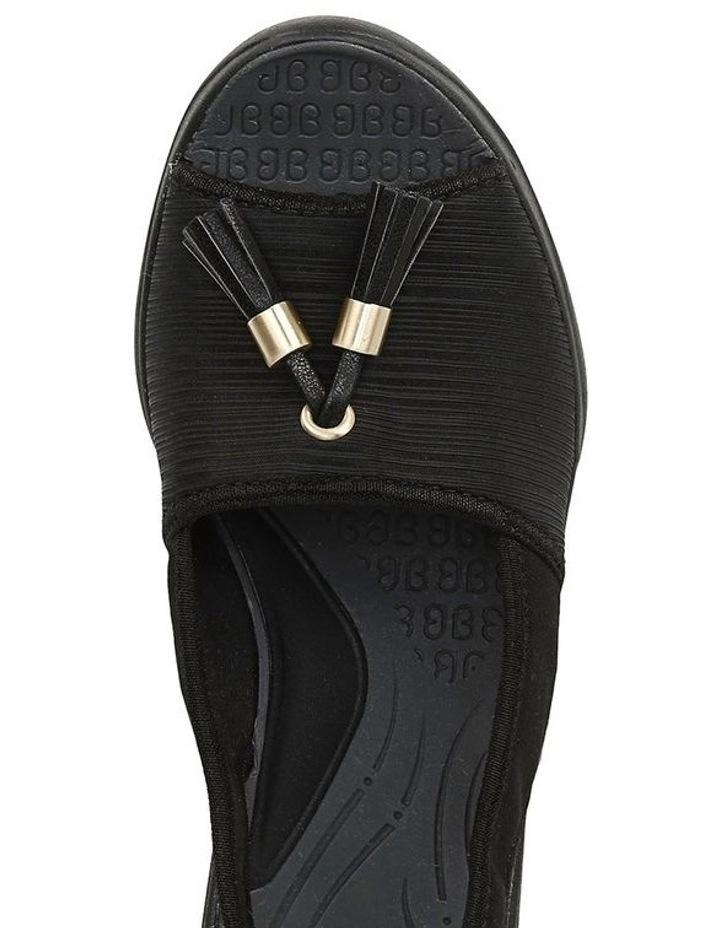 Mirage Black Sandal image 4