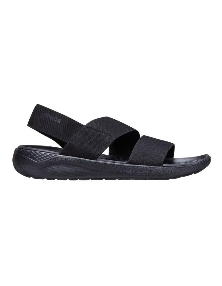 Literide Stretch 206081 Black/Black Sandal image 1