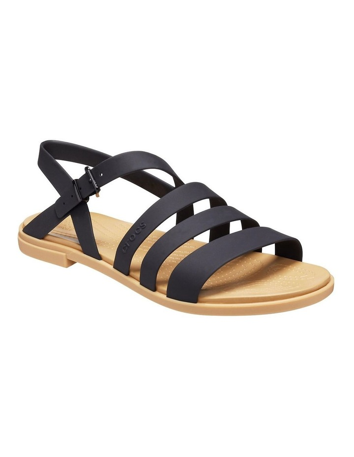 Tulum 206107 Black/Tan Sandal image 2