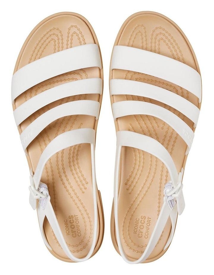 Tulum 206107 Oyster/Tan Sandal image 4