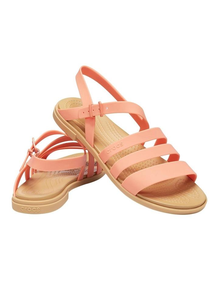 Tulum 206107 Grapefruit/Tan Sandal image 1