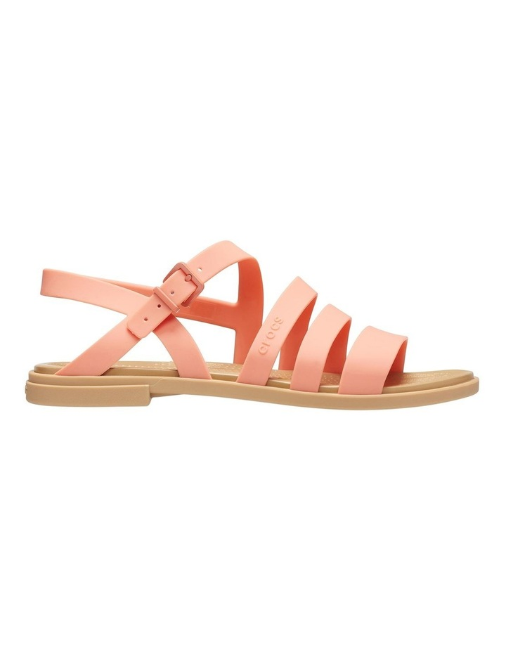 Tulum 206107 Grapefruit/Tan Sandal image 3