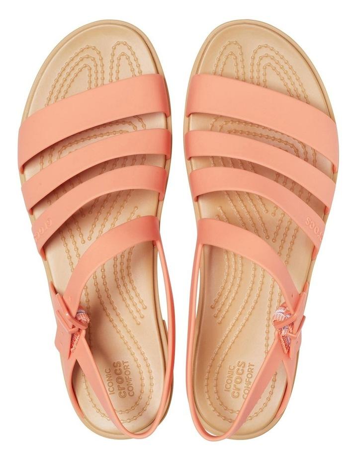 Tulum 206107 Grapefruit/Tan Sandal image 5