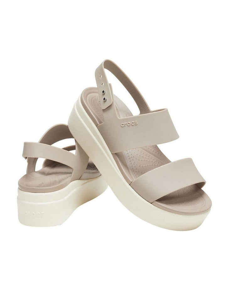 Brooklyn Low 206453 Mushroom/Stucco Sandal image 1