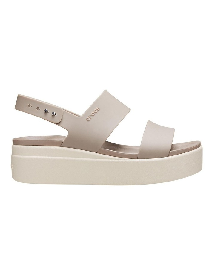 Brooklyn Low 206453 Mushroom/Stucco Sandal image 3