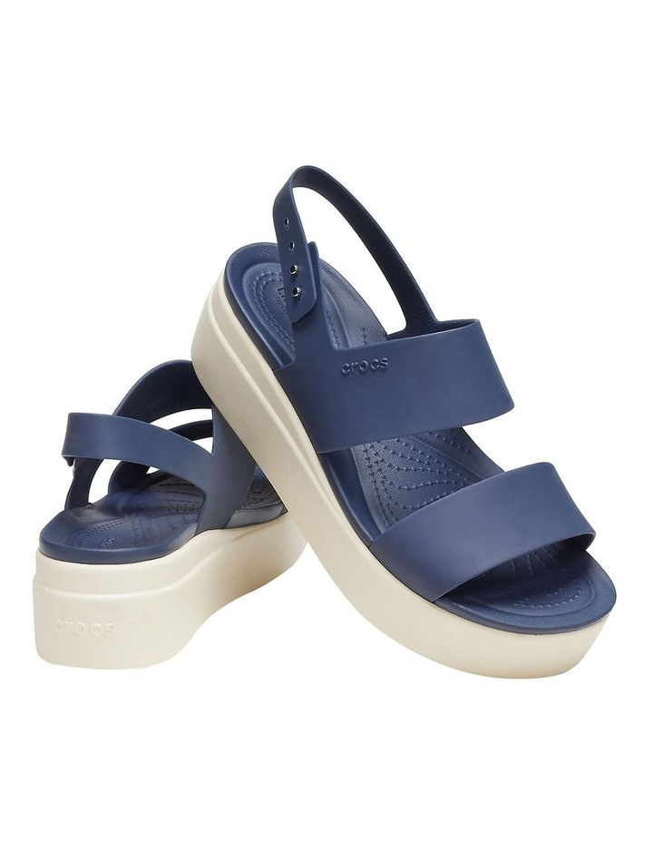 Brooklyn Low 206453 Navy/Stucco Sandal image 1