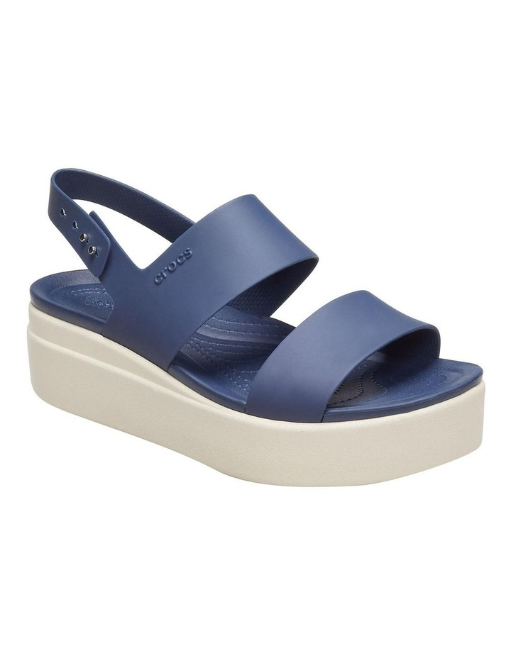 Brooklyn Low 206453 Navy/Stucco Sandal image 2