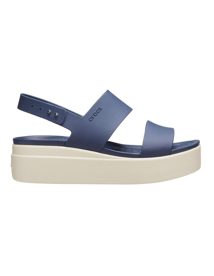 Brooklyn Low 206453 Navy/Stucco Sandal image 3