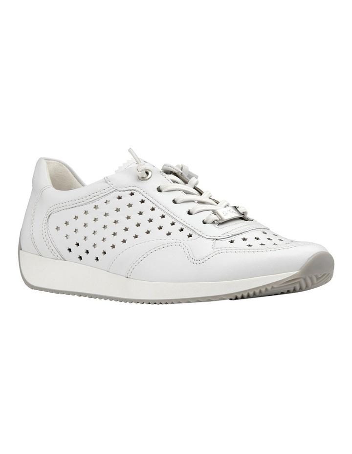 Lissabon White Sneaker image 2
