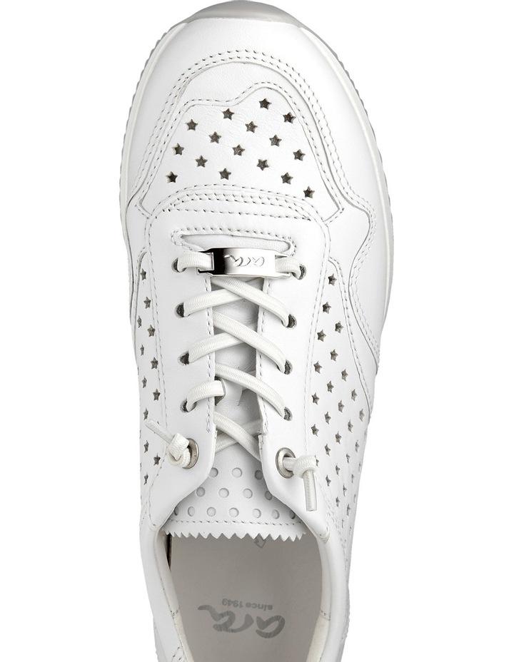 Lissabon White Sneaker image 4