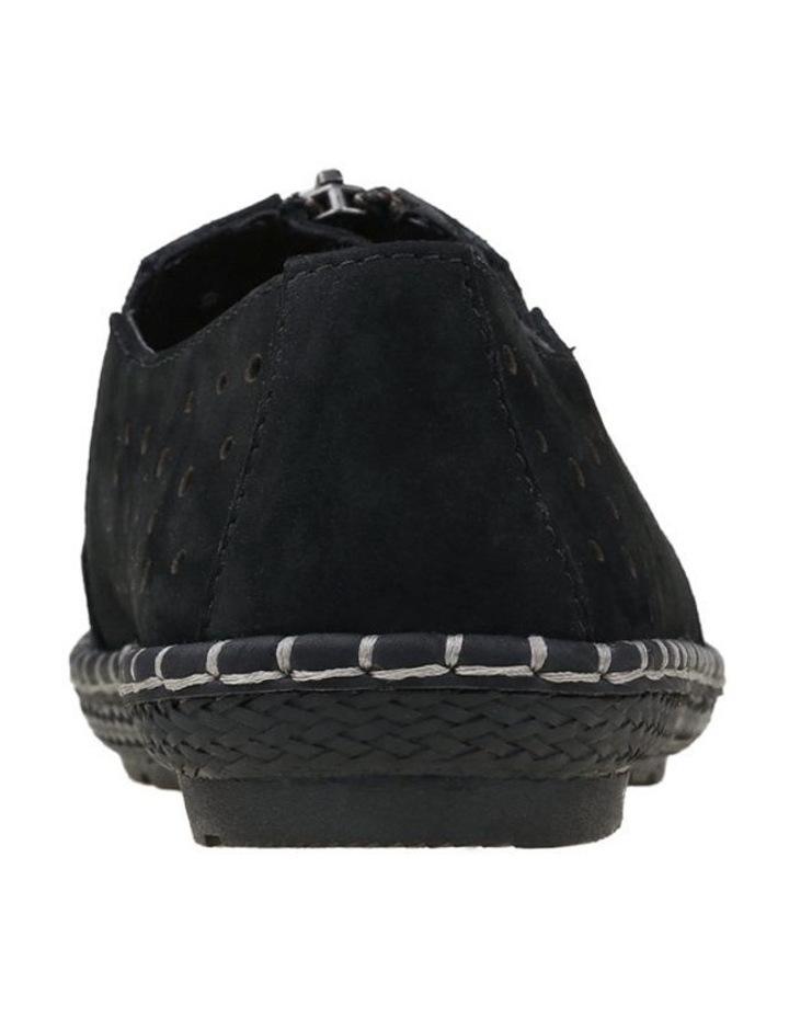 Callisto Black Sneaker image 6