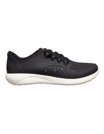 67b220eb9b07c CrocsLiteride Pacer Black Sneaker 205234. Crocs Literide Pacer Black  Sneaker 205234