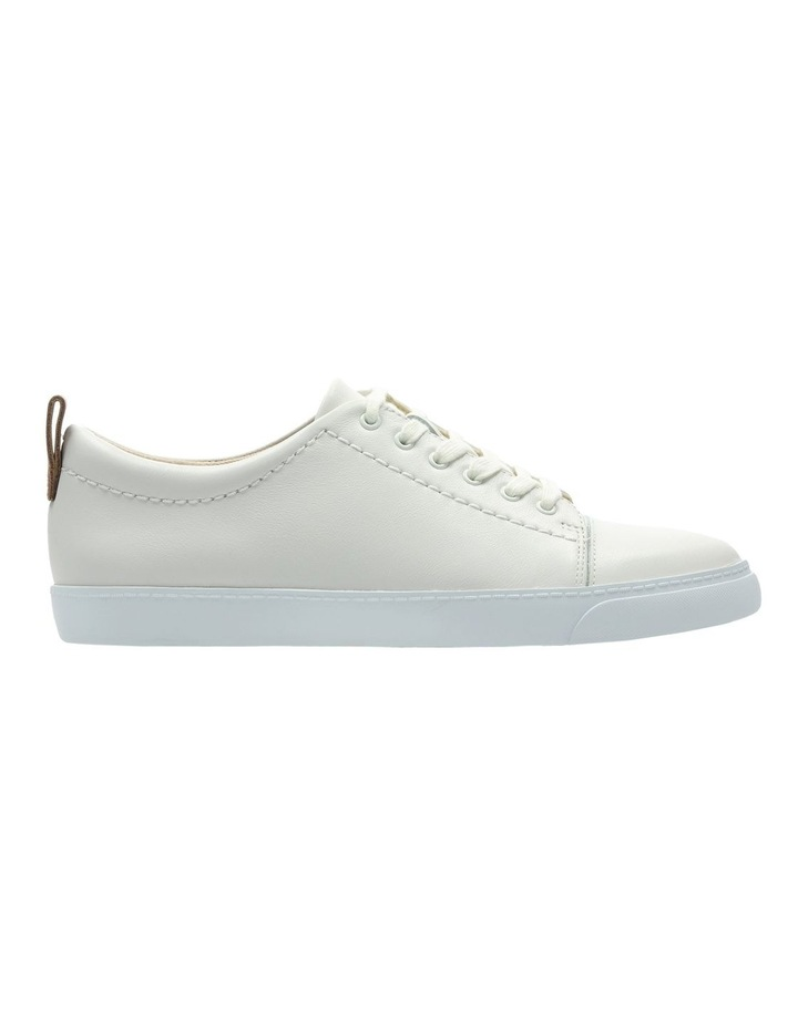 Glove Echo White Leather Sneaker image 1