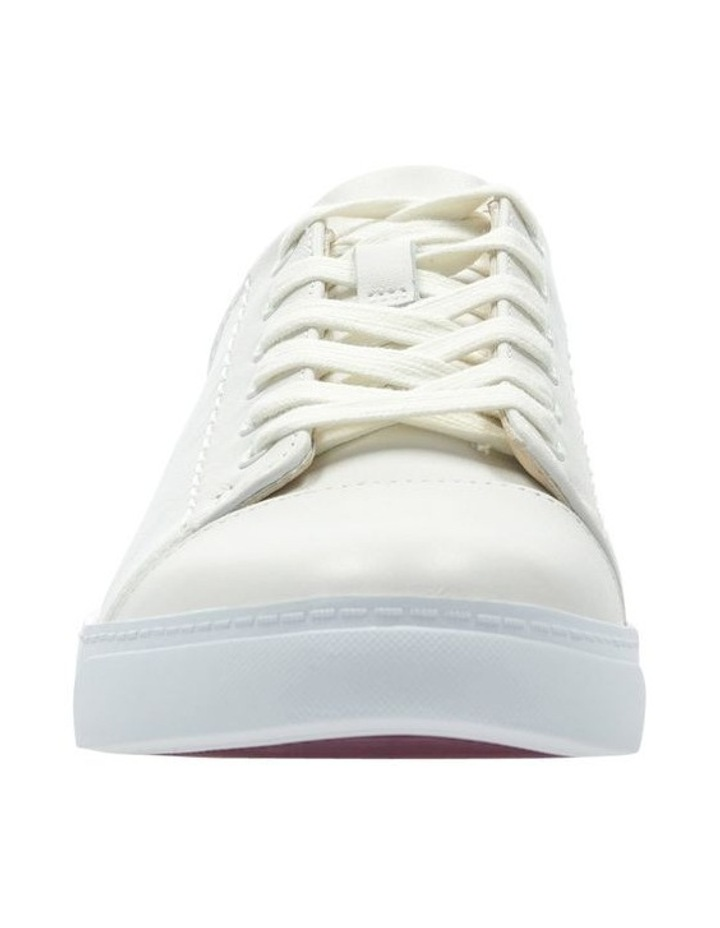 Glove Echo White Leather Sneaker image 3