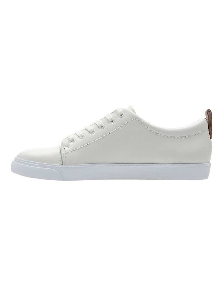Glove Echo White Leather Sneaker image 4