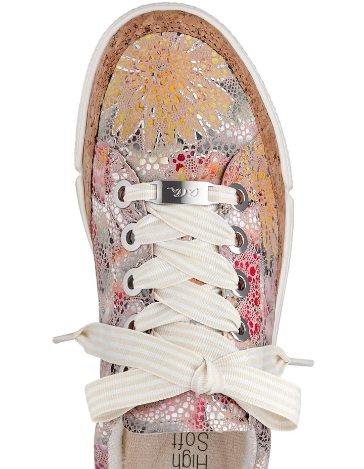 Rom 14404 Printed Multi Sneaker image 4