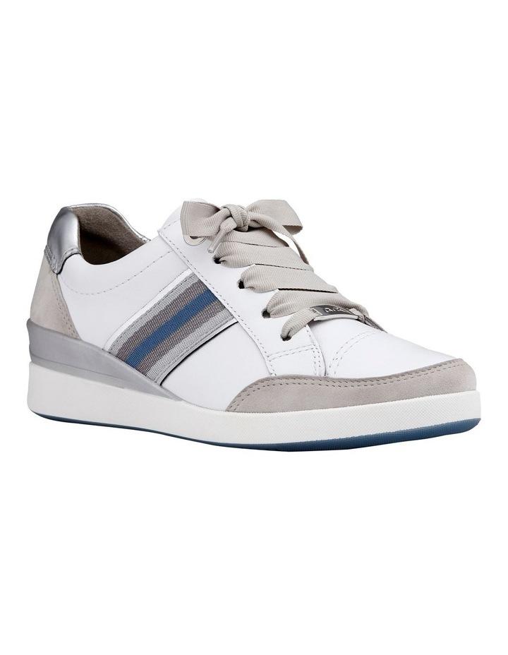 Lazio 33354 White Sneaker image 2