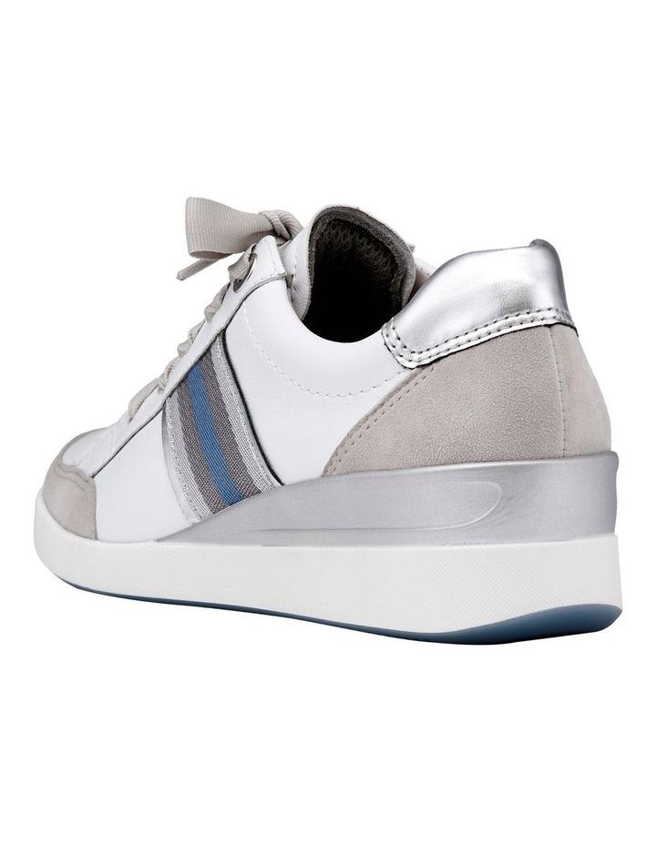 Lazio 33354 White Sneaker image 3