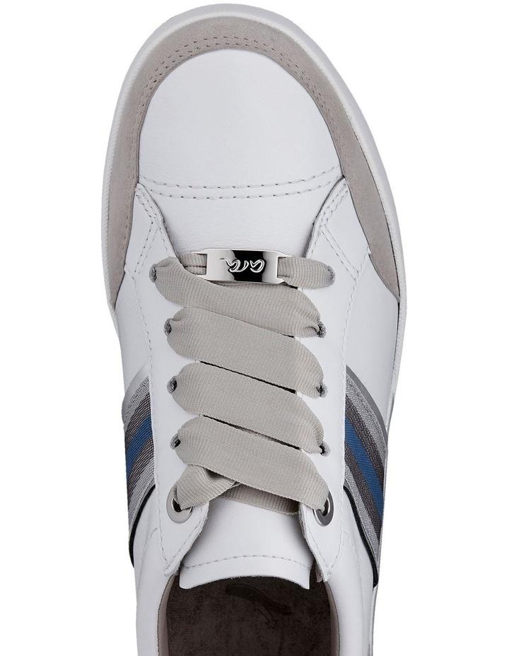 Lazio 33354 White Sneaker image 4