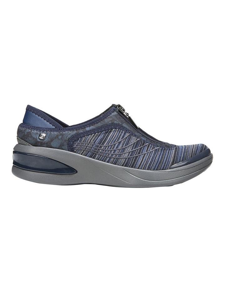 Fancy Navy Sneaker image 1