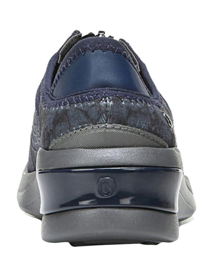 Fancy Navy Sneaker image 3