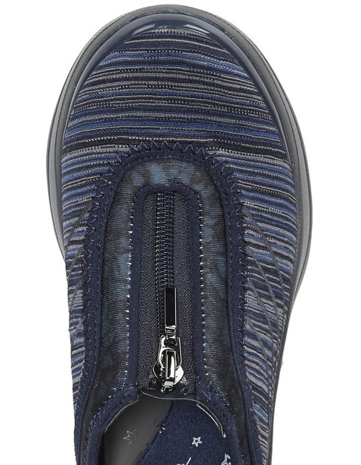 Fancy Navy Sneaker image 4