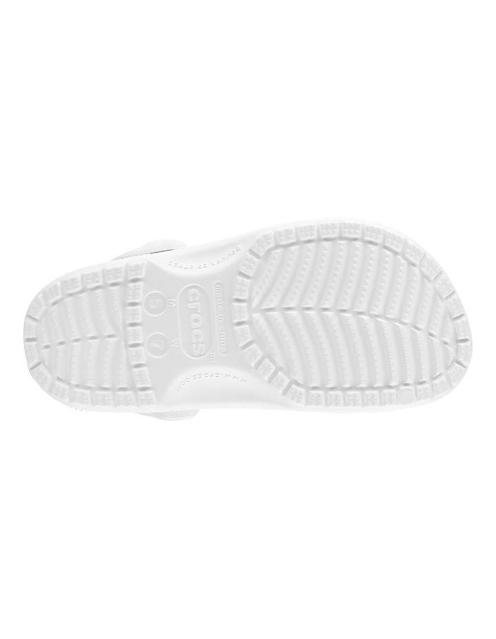 Classic 10001 White Flat image 5