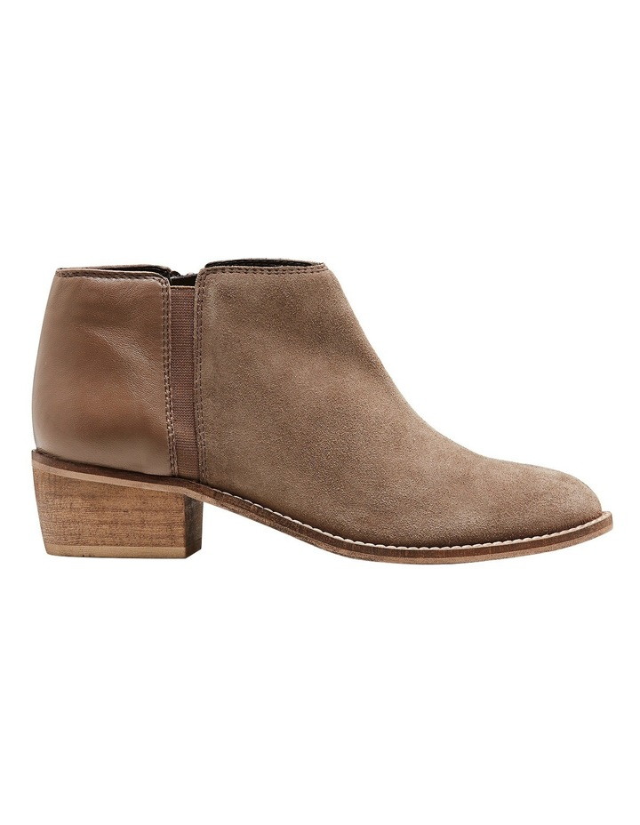 aa76eddafd0 Delta Taupe Suede Boot image 1